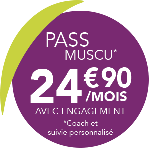 PASS Muscu - BodyFitCenter