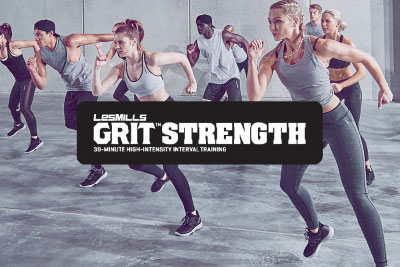 Grit Strength